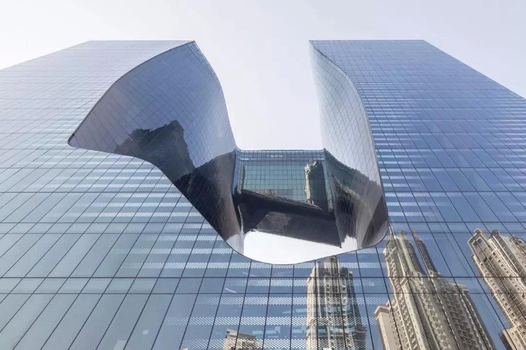 扎哈在中国最后的遗作曝光,耗资70亿,被评为世界十大绝美建筑!