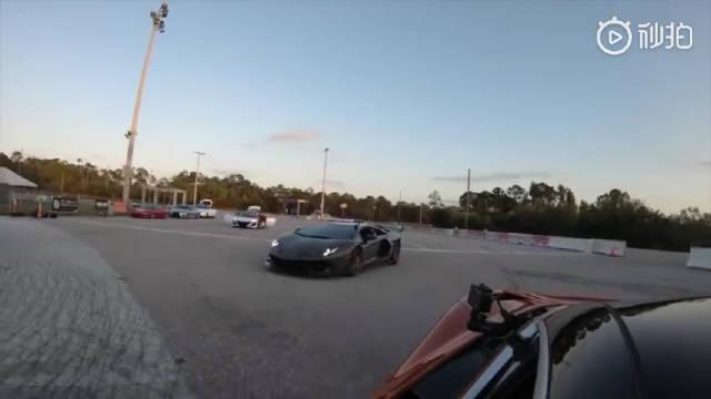 迈凯伦720 S虐杀兰博基尼Aventador SVJ,你对这样的结果惊讶吗?
