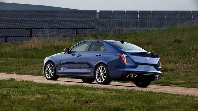 凯迪拉克发布了2台弱爆的性能车,说好的大后超呢?