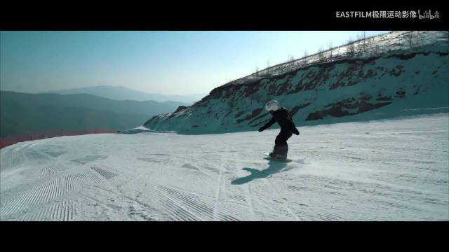 看完这个七岁中国小姑娘滑雪,你可能想把自己的单板劈了当柴烧