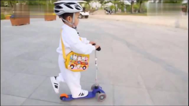 比如 宋民国!惊艳嘛!来看看滑板车神童民咕咕吧!超级厉害!