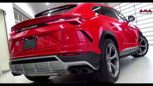 2019兰博基尼URUS V8 4.0L