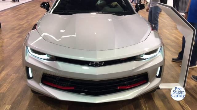 雪佛兰卡玛罗(Chevrolet Camaro) 1LT RS Coupe