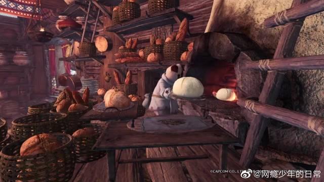 《怪物猎人世界:冰原》烹饪中的艾露猫观察合集