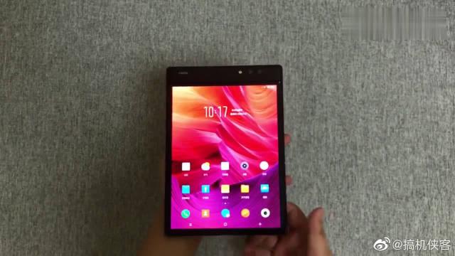 """一万多买的""""柔性屏""""柔派,掰弯屏幕的一刻:中国科技的希望?"""