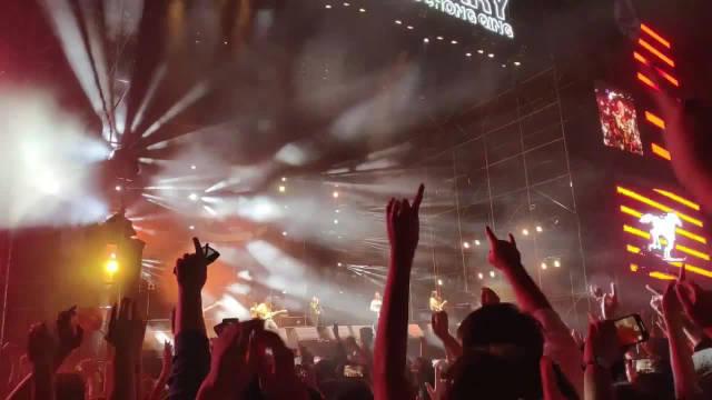 重庆草莓音乐节,后海大鲨鱼--《猛犸》来袭~