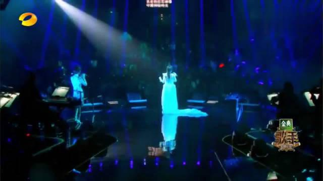 张韶涵《我是歌手》重新演绎《梦里花》