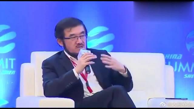 主持人问马化腾:反正马云不在,如果阿里是你的,你会怎么干