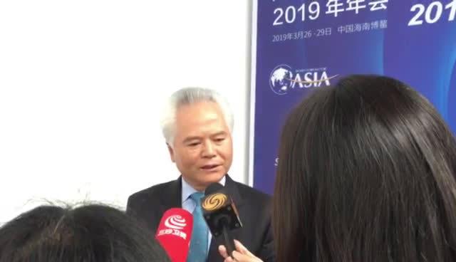 中国南海研究院院长吴士存谈南海的争端与共同利益