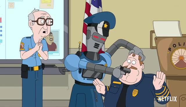 成人向动画《天堂镇警局》第二季发布预告,3月6日正式上线