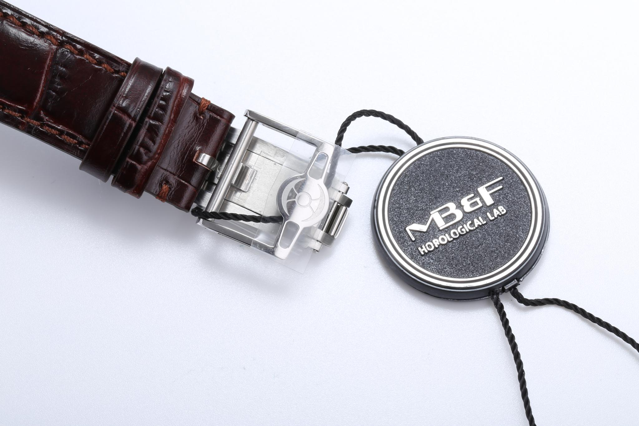 MB&F Suspension Balance Art Watch - Deducting the pinnacle of modern aesthetics!