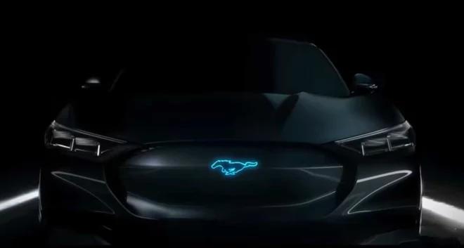 福特纯电动SUV Mach-E将于年底亮相 未来对手为特斯拉Model Y