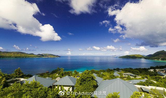 塞舌尔的普拉兰岛美如天堂,还有被誉为塞舌尔国宝的海椰子树