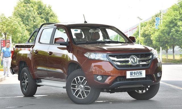 新东风御风P16汽油版上市 售8.18万元起