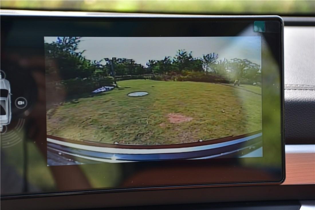 全新远景X6实拍体验 从质感到实用性的越级提升