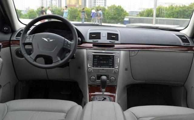 当代技术含量最高国产车,奇瑞当年的旗舰车,配豪车级的可变悬挂