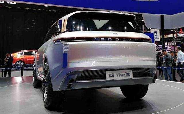 国产终于推出高端SUV了,比合资车还帅气,量产上市15万起