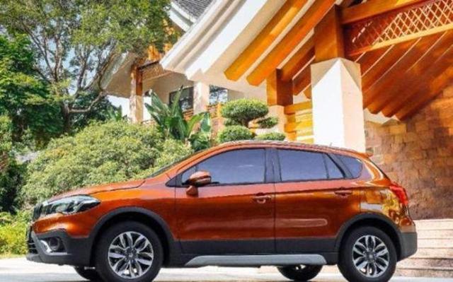 比本田发动机还省油,铃木再推全新SUV锋驭,仅卖6万