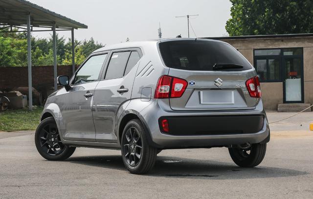 百公里油耗不足5L,纯进口搭载1.2L发动机,铃木这款SUV售11万