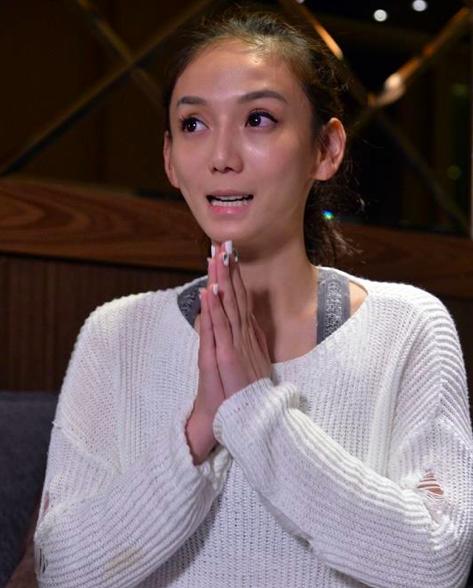 """""""太阳花女王""""刘乔安因吸毒致鼻塌,容貌大变吓坏网友"""