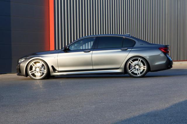 旗舰依然不满足BMW M760Li xDrive