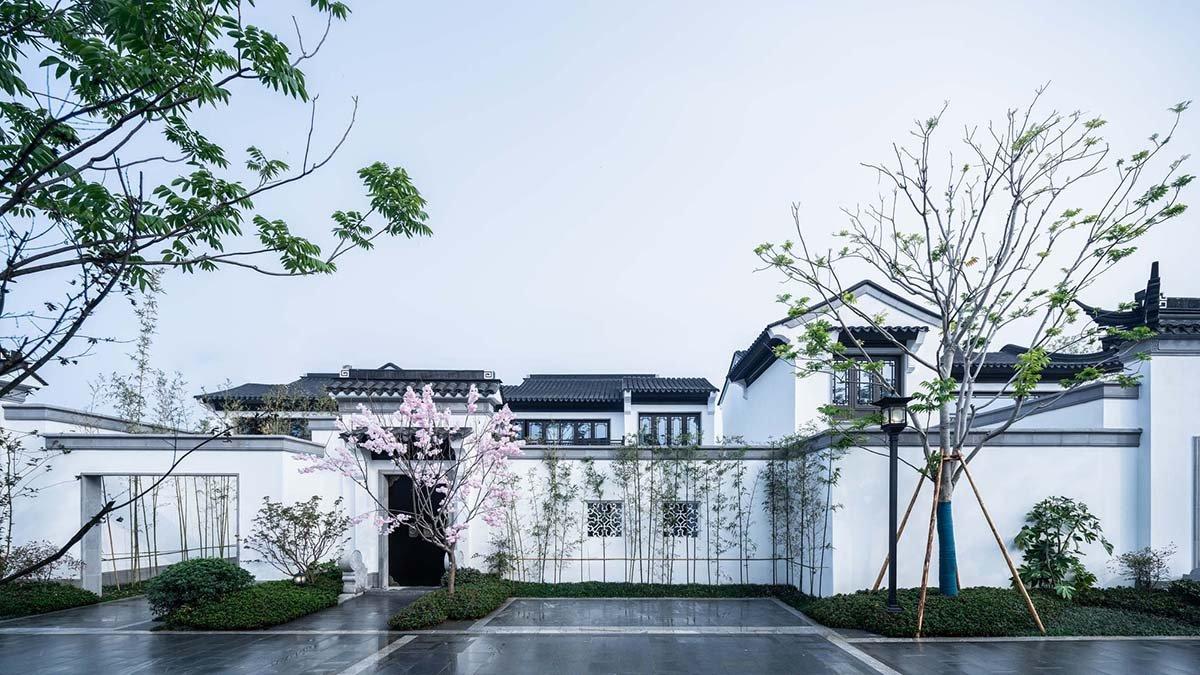 北京台账/浙江青墨建筑设计+悉地(云林)建筑设计春风项目公司图片