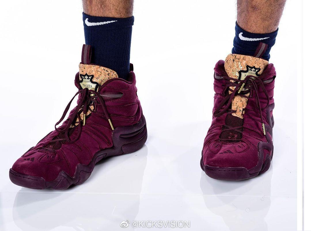 掘金队的球鞋装备