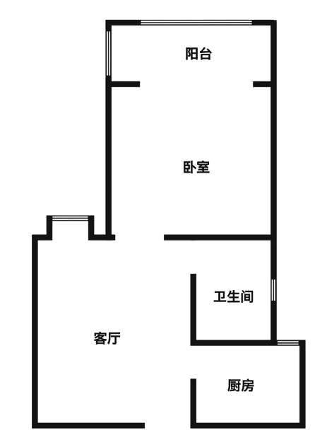 穷小伙花1921元爆改出租屋,完工后房东看懵了:明年不涨租!
