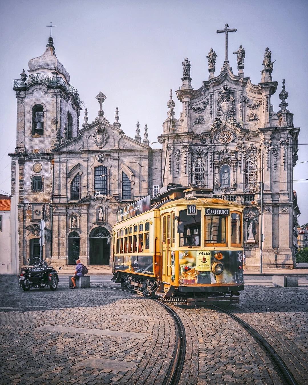 葡萄牙波尔图令人一见倾心的复古街景