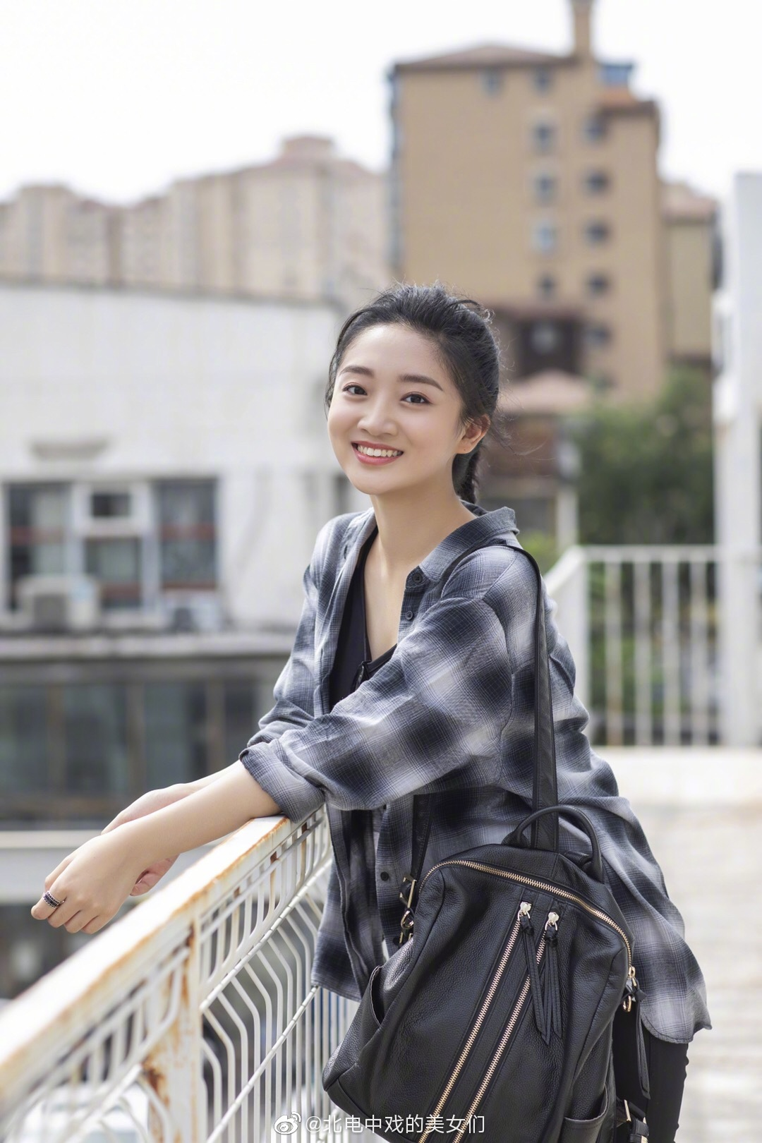 中国传媒大学2019级播音主持专业本科 来自山西太原
