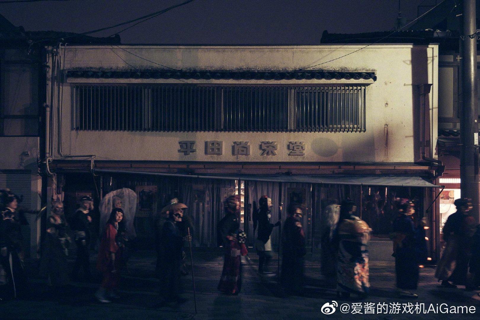 昨天京都大将军商店街举办了百鬼夜行活动,大家都好用心呢!