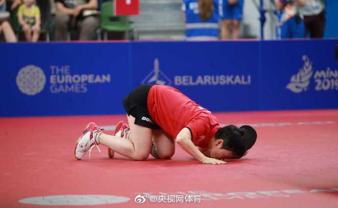 传奇!56岁倪夏莲夺欧运会第三 将第五次征战奥运会