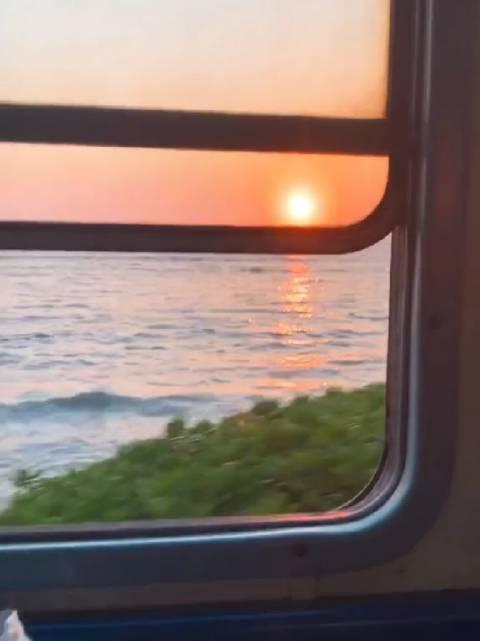 千与千寻海上火车取景地,感觉把宫崎骏作品的取景地都走一遍
