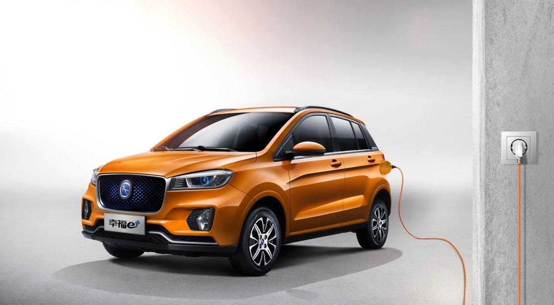 适合家庭出行的纯电动SUV,汉腾幸福e+颜值与实力并存