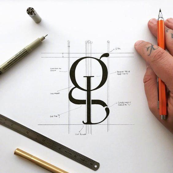品牌logo辅助应用线的设计|辅助线|图画logo|设走进农博会海报设计品牌图片