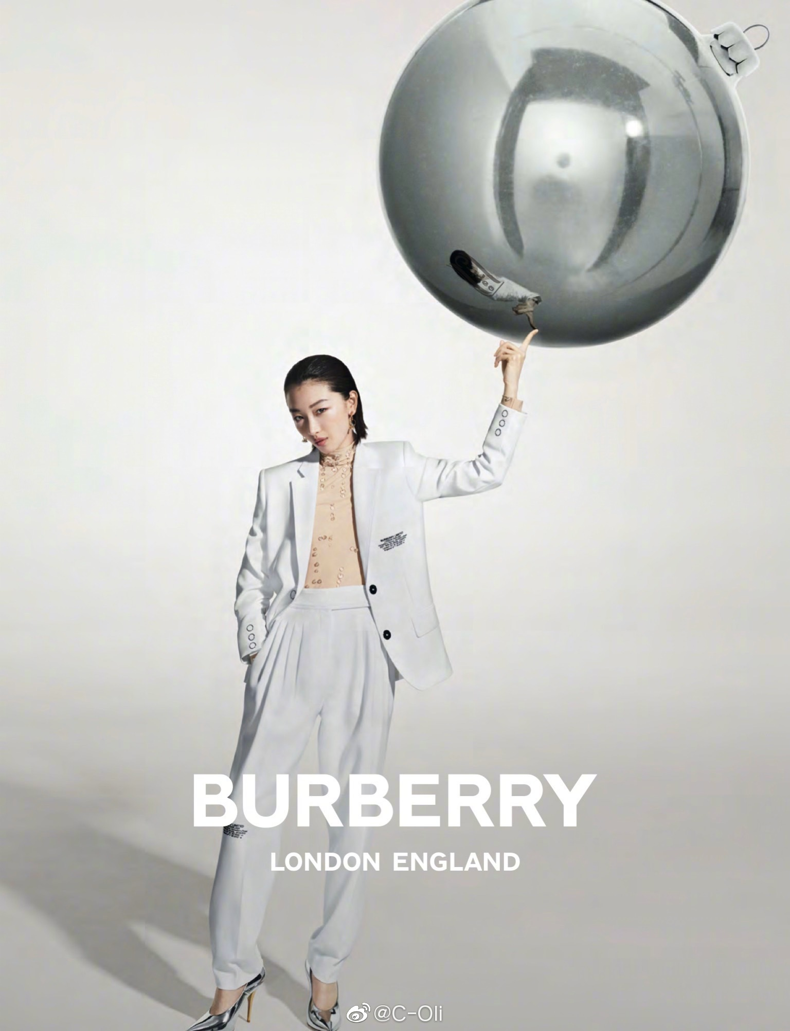 BURBERRY Holiday Campaign 2019