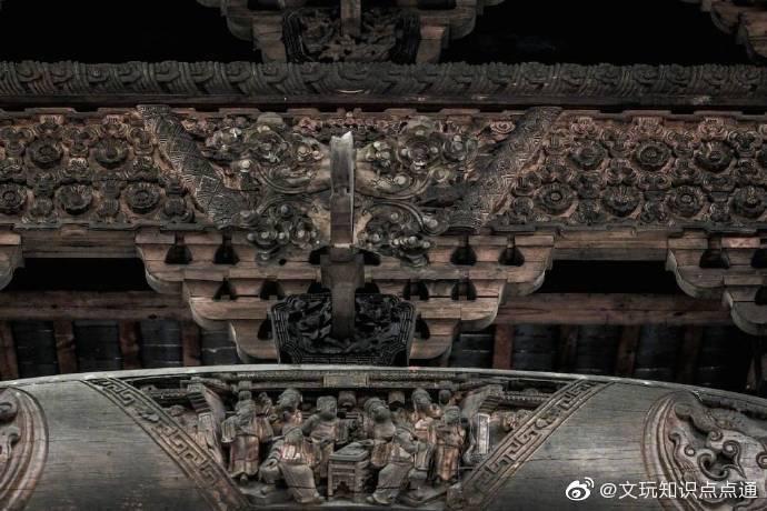 古建筑灵魂 -- 斗拱