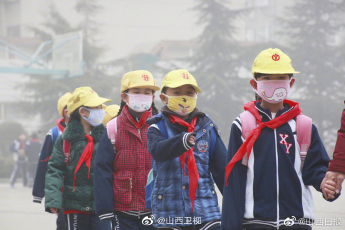 山西明日可能出现污染天气 16日白天或达到最重