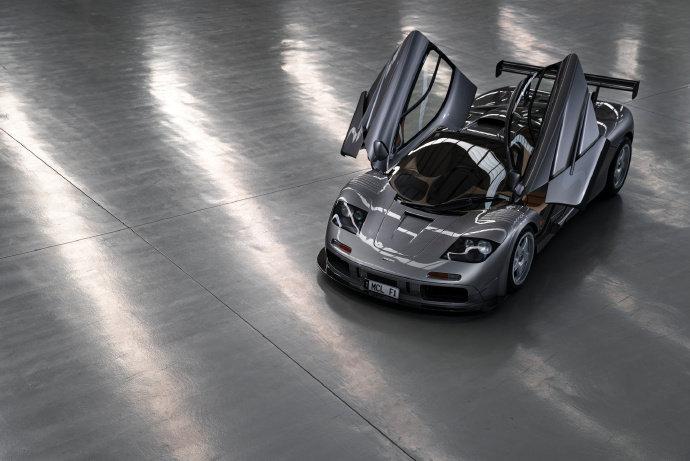 "1994 McLaren F1 High Downforce Package ""LM-Spec""一如既往的优秀"