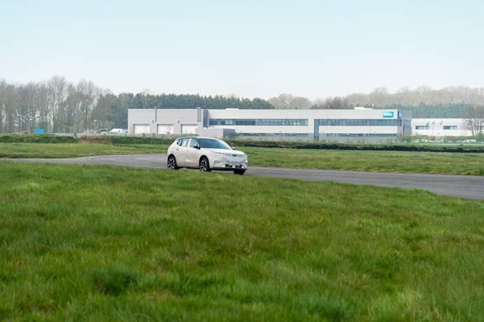 天际ME7打造全球品质电动SUV底盘