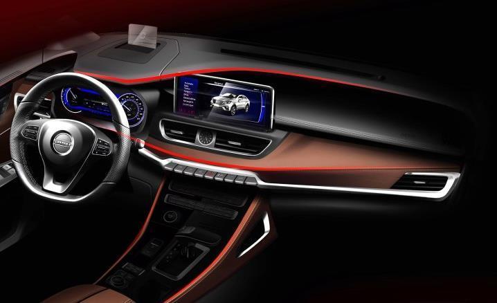 科技感强未来感足,比速全新旗舰SUV官图发布
