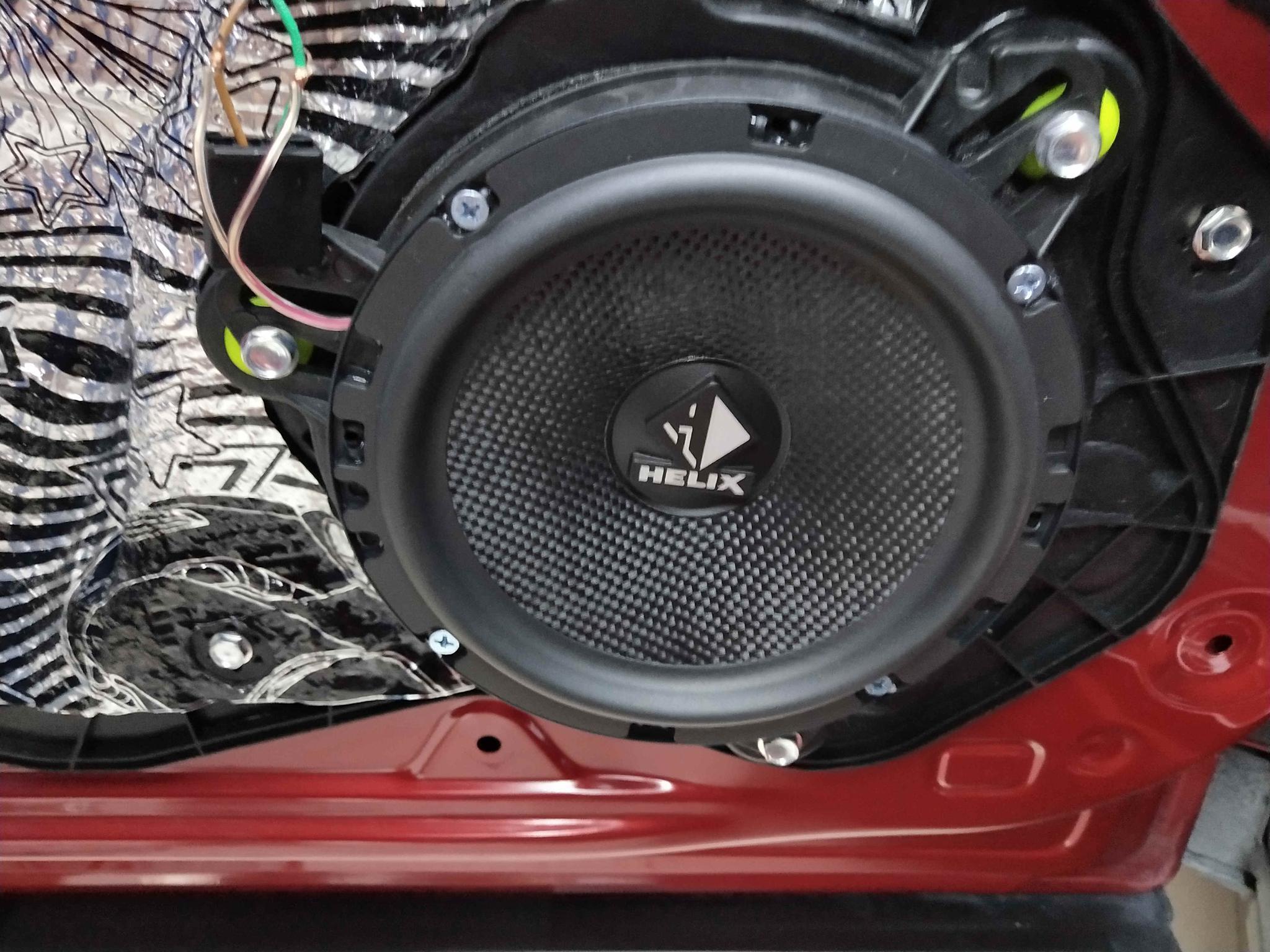 从耳边开始,倾听触及灵魂的声音—马自达音响改装喜力士E62C.2