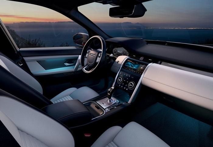路虎新款发现神行官图曝光,新车有望年内在海外上市