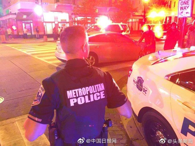 警方:至少有6人被枪杀