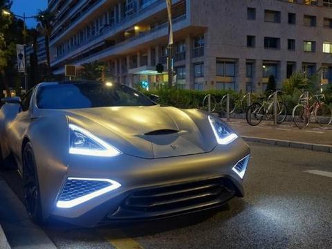 售价6680万,号称全球最坚硬的跑车,来中国两次没卖出去