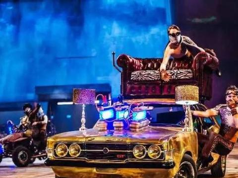 新濠影汇《狂电派》全球首演 星光云集感受狂电力量