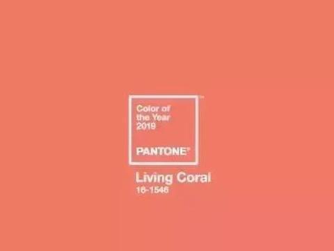 四季色彩「2019 PANTONE 流行色,春夏穿搭指南」第三期