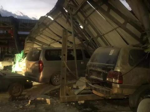 柬埔寨西港高楼突然倒塌!开发商要崩溃了,建筑业面临大清查!