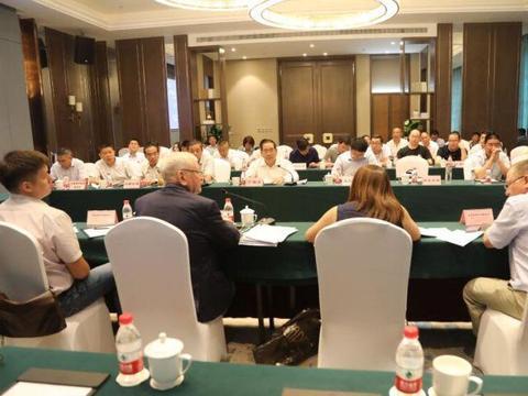 鞑靼斯坦共和国代表团莅周考察座谈会召开
