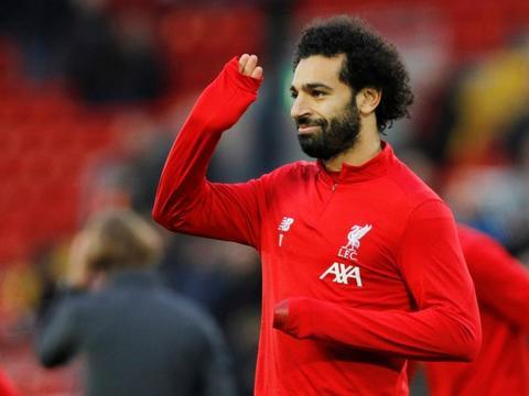 冠军已经属于利物浦?还是萨拉赫最清醒!